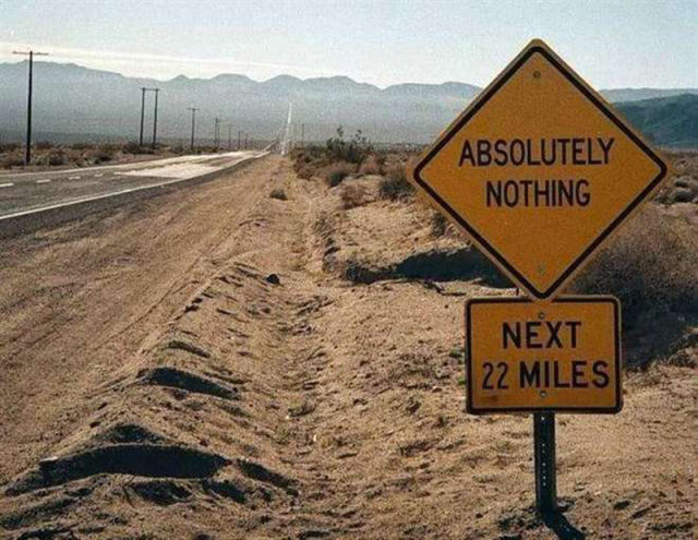 Top 5 Funniest Road Signs in the World