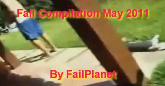 The Best Fail Selection of May [VIDEO]