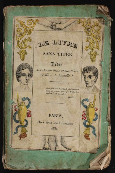 Weird Book of the 19th Century