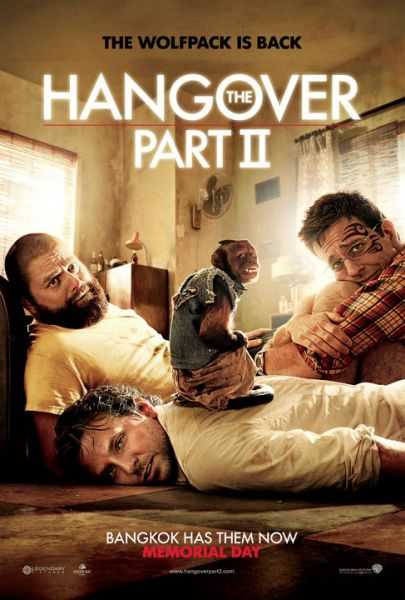 Eye on Stars: The Hangover Sequel Shatters Box Office Records and Other Hollywood News