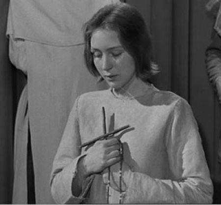 Uncanny Factoid: Joan of Arc Burnt