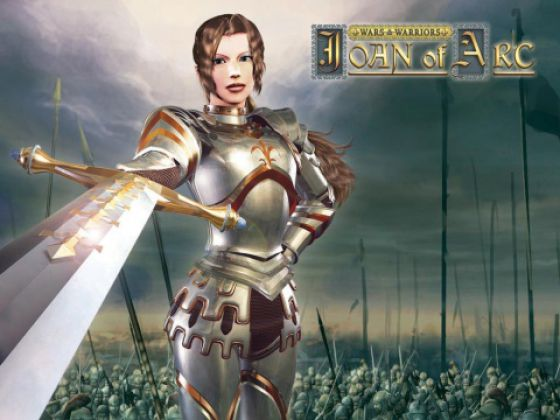 Uncanny Factoid: Joan of Arc Burnt