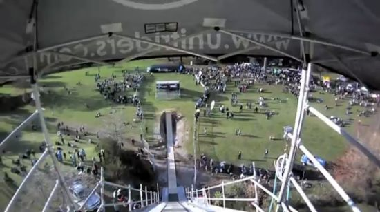 Super-Awesome BMX Triple Backflip [VIDEO]