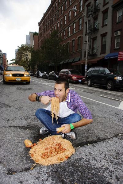 Creative Potholes