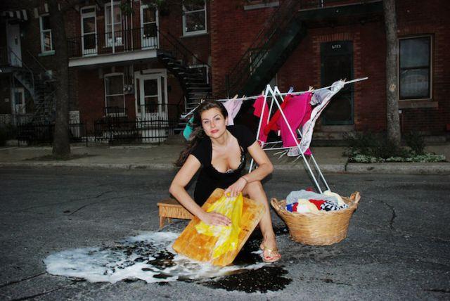 Creative Potholes