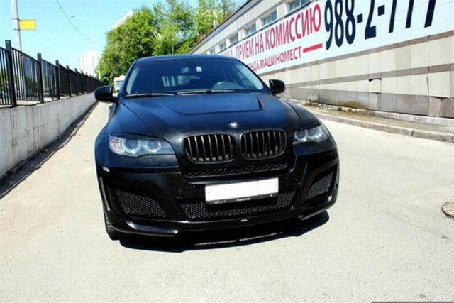 Unique BMW X6 M Tuning