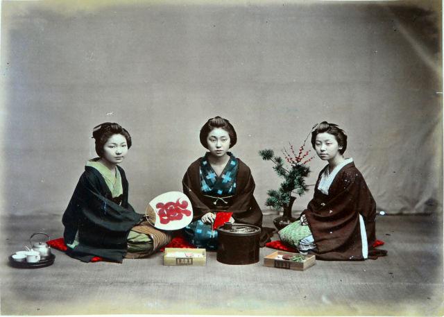 Old Shots of Japan