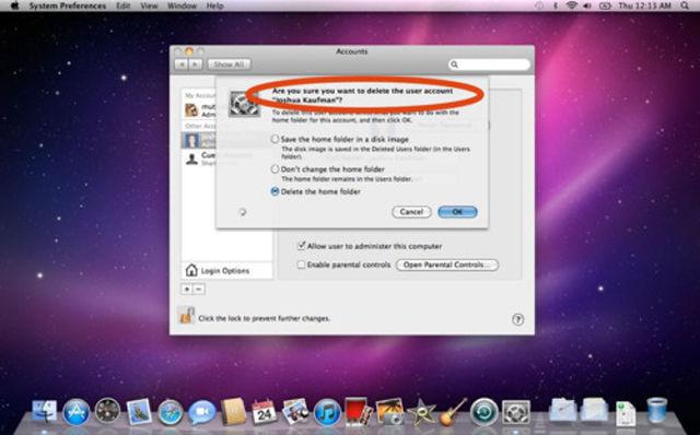 The Adventures of a Stolen MacBook