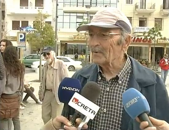 Old Man Trolling in the News [VIDEO]