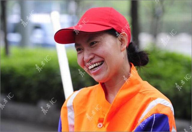 Chinese Idol: Sanitation Worker