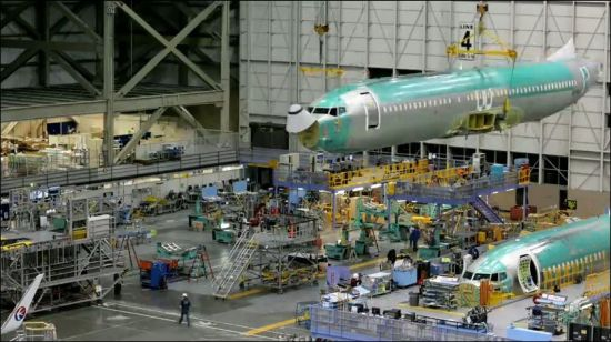 How Boeing 737NG Is Built [VIDEO]
