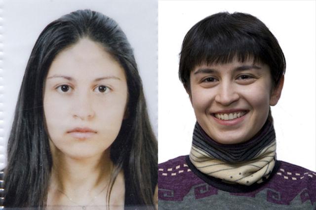 Passport Photo Vs. Real Photo