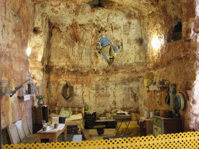 Underground Town in South Australia