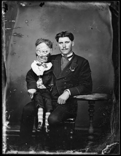 Creepy Ventriloquist Dummies