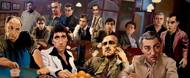 Incredible Movie Paintings