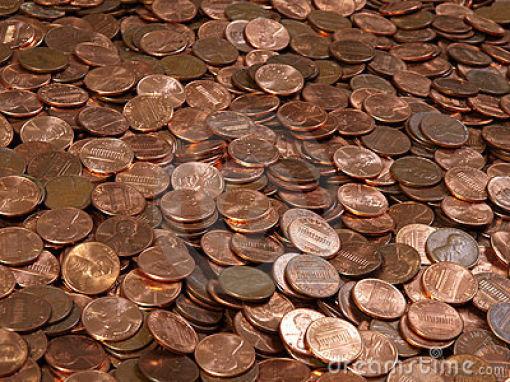 Uncanny Factoid:  Bad Penny