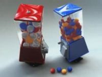 Gumball Dispensers War
