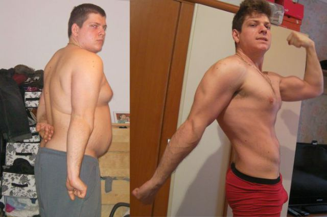 An Amazing Weight Loss Story
