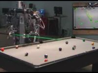 Now, Robots Can Play Pool