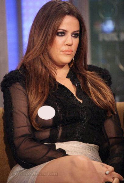 Eye on Stars: Khloe Kardashian Flashes Nipple on Live TV and Other Hollywood News