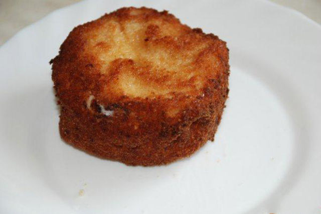 How to Make a Fried Ice Cream