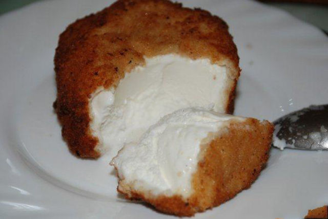 How to Make a Fried Ice Cream
