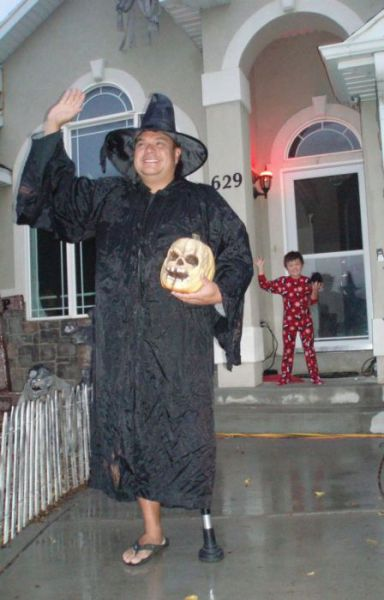 Wacky Costumes for Dad