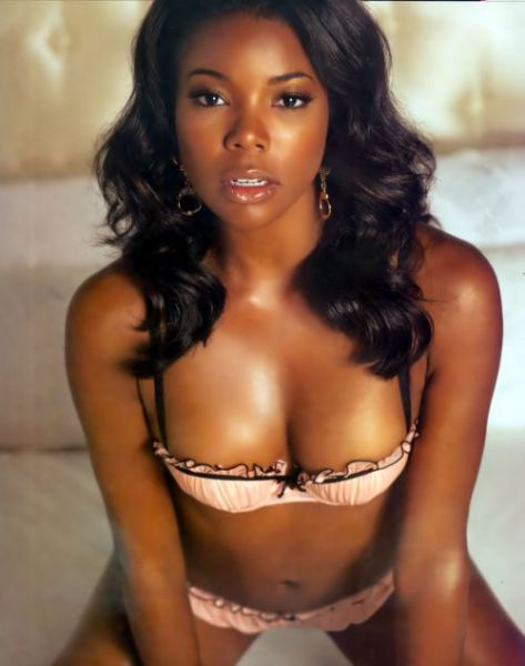 gabrielle union photo shoots