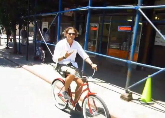 Always Ride Your Bike in the Bike Lane!