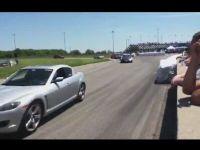 Impressive Video of a Car Crash