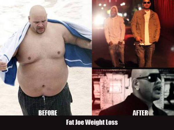 Eye on Stars: Fat Joe Sheds 100 Pounds and Other Hollywood News