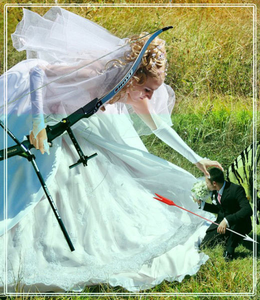Funny photoshopped wedding pictures 16 pics izismilecom for Photoshop wedding photos