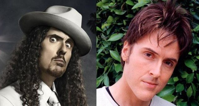Weird Facial Hair Styles: Famous Bearded People Without Their Facial Hair (15 Pics