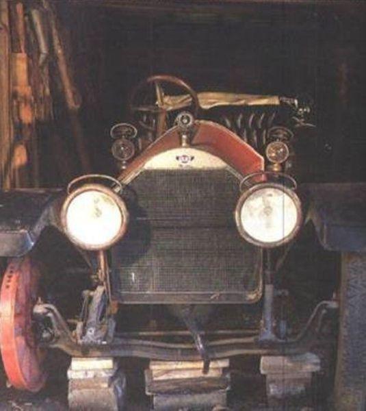 The Treasures of Alexander Miller's Garage