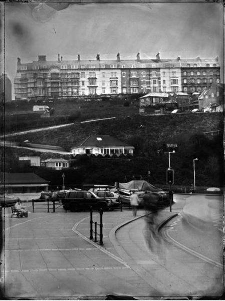Modem Photos Taken with Old Cameras