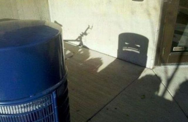 Some Very Creative Shadows