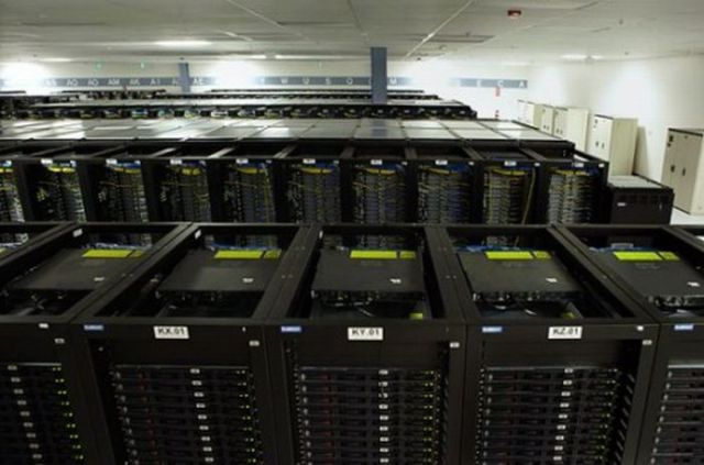 The Gigantic Facebook Server