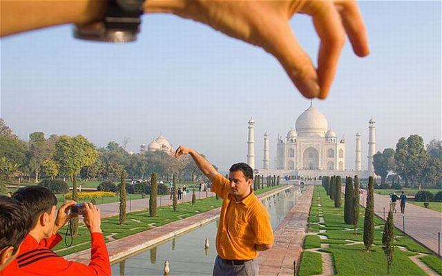 The Most Predictable Tourist Photos