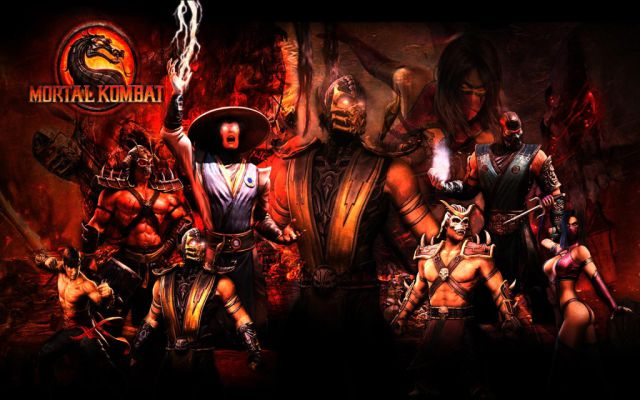 What Mortal Kombat Characters Do in Their Fee Time