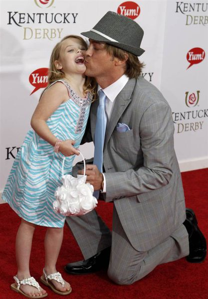 Celebrity Fathers and Their Children
