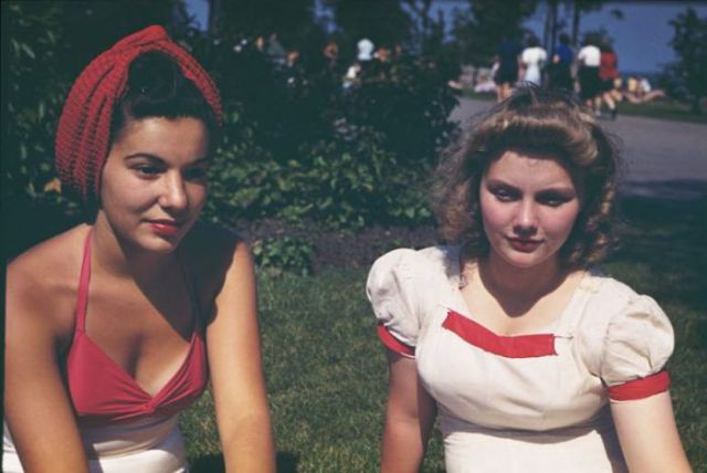 Classic American Pictures From Decades Past