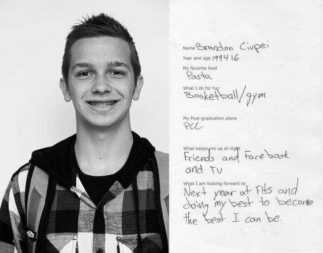 The Hopes and Вreams of Oregon High School Kids