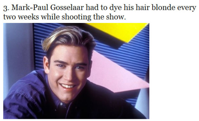 """Unbelievable Truths About """"Saved by the Bell"""""""
