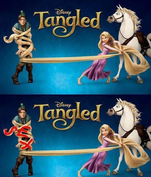 When Disney Fails