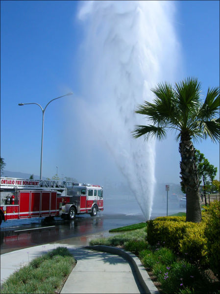 Broken Hydrants
