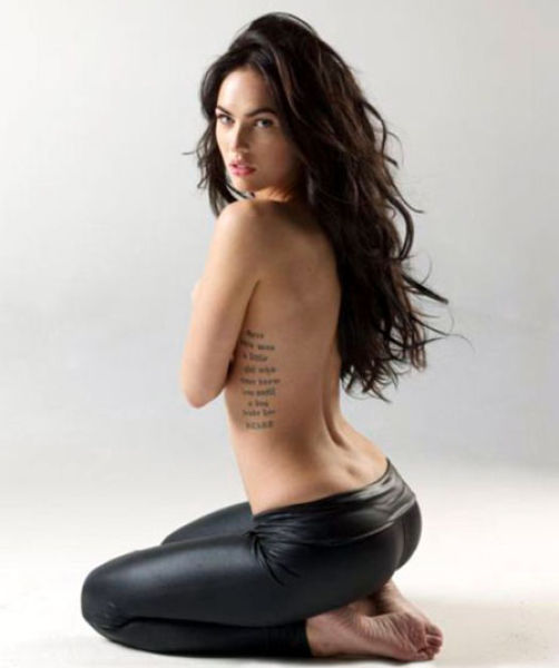 Eye on Stars: Hitler Comment Cost Megan Fox Transformers Role and Other Hollywood News