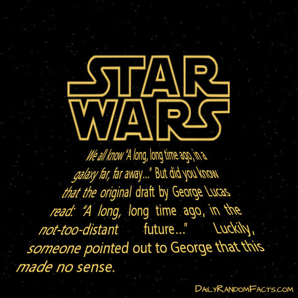 Surprising Star Wars Behind the Scenes Facts