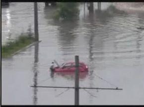 Bus Driver Ain't Afraid of Floods