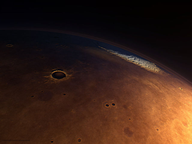 Awesome Pictures of Mars