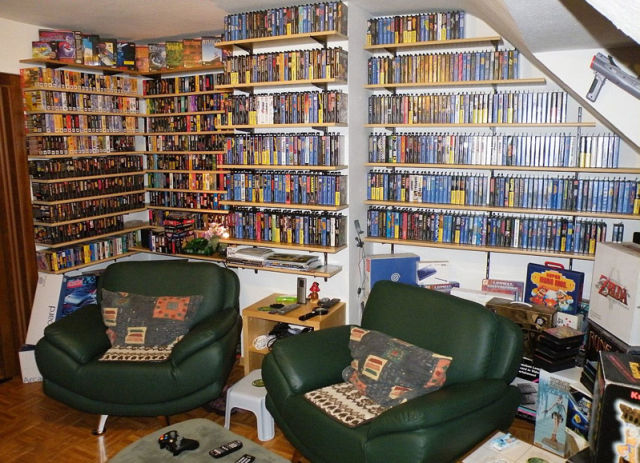 Room for Computer Games Fans